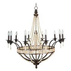 Craftmade Lighting Cortana Peruvian Bronze Chandelier
