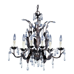 Maxim Lighting Grove Oil Rubbed Bronze Chandelier
