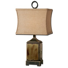 Uttermost Porano Mossy Green Buffet Lamp