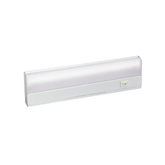 Kichler Lighting Direct Wire Fluorescent White Linear Light