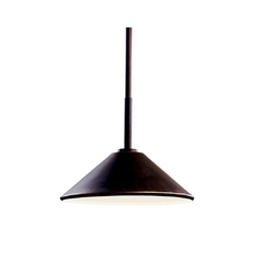 Kichler Lighting Kichler Outdoor Hanging Light in Olde Bronze Finish 49062OZ