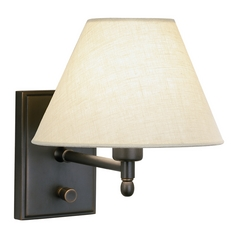 Robert Abbey Meilleur Plug-In Wall Lamp