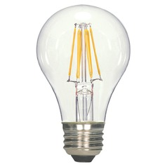 Vintage Style Carbon Filament A19 LED Light Bulb - 60-Watt Equivalent
