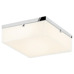 Sonneman Lighting Sonneman Lighting Parallel Polished Chrome LED Flushmount Light 3869.01LED