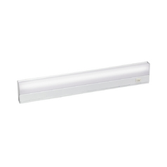 21-Inch Fluorescent Under Cabinet Light Direct-Wire 2700K 120V White by Kichler Lighting