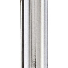 Fanimation Polished Nickel Finish 60-Inch Fan Downrod