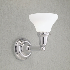 Norwell Lighting Coventry Chrome Sconce