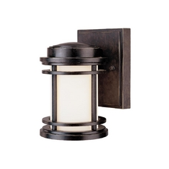 7-1/4-Inch Outdoor Wall Light