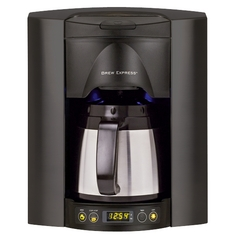 Brew Express Programmable 4 Cup Recessed Coffee Maker BE-104R-113A