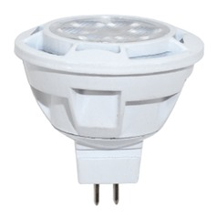 Dimmable LED MR16 LED Light Bulb with Bi-Pin Base - 45-Watt Equivalent