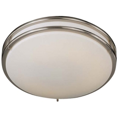 Minka Lighting 18-Inch Flushmount Ceiling Light 861-84-PL