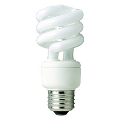 19-Watt Compact Fluorescent Light Bulb