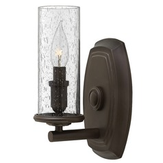 Hinkley Lighting Dakota Oil Rubbed Bronze Sconce