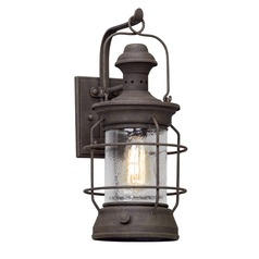 Troy Lighting Atkins Centennial Rust Outdoor Wall Light
