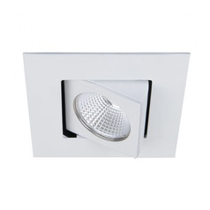 WAC Lighting Oculux White LED Recessed Kit