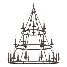 Quoizel Voyager Malaga Chandelier