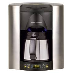 Brew Express, LLC Programmable 4 Cup Recessed Coffee Maker BE-104R-133A