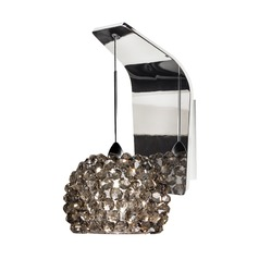 WAC Lighting Gia Chrome LED Sconce