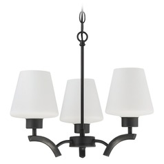 Craftmade Lighting Espresso Mini-Chandelier