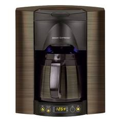 Brew Express Programmable 4 Cup Recessed Coffee Maker BE-104R-144A