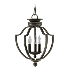 Quorum Lighting Cole Old World Pendant Light