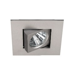 WAC Lighting Oculux Brushed Nickel LED Recessed Kit