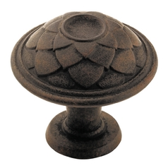 Antique Rust Cabinet Knob