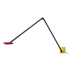 Sonneman Lighting Quattro Red/yellow/black LED Swing Arm Lamp