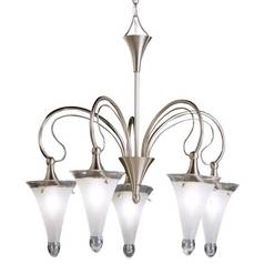 Kichler Lighting Kichler Five-Light Chandelier 2355NI