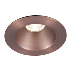 WAC Lighting Tesla Pro Copper Bronze LED Recessed Trim
