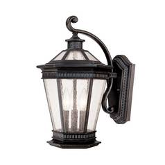 17-1/4-Inch Outdoor Wall Light