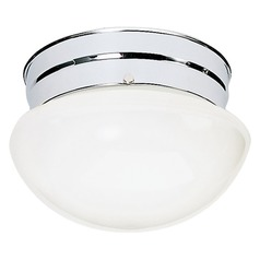 Nuvo Lighting Polished Chrome Flushmount Light