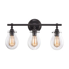 Elk Lighting Jaelyn Oil Rubbed Bronze Bathroom Light