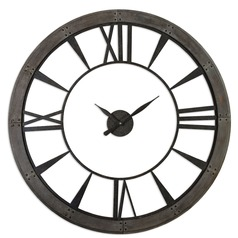 Uttermost Ronan Wall Clock, Large
