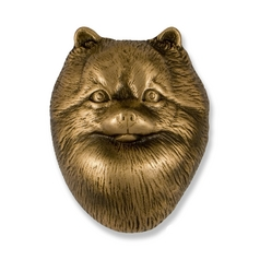 Michael Healy Pomeranian Door Knocker MHDOG13
