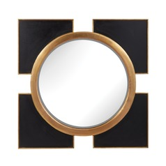 Coined Regency Mirror