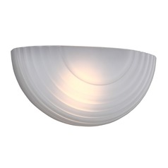 Sea Gull Decorative Wall Sconce White LED Sconce