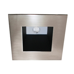Wac Lighting Black/brushed Nickel Recessed Trim