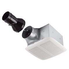 Nutone Ultra Pro White Exhaust Fan only