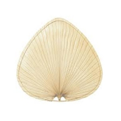 Fanimation Fans Fanimation Natural Palm Leaf Fan Blade PAP1
