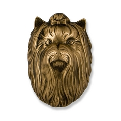 Yorkshire Terrier Door Knocker