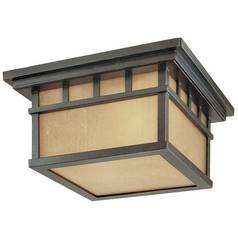Outdoor Flushmount Ceiling Light