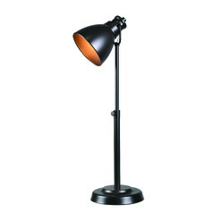 Polk Oil Rubbed Bronze Desk Lamp by Kenroy Home