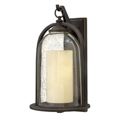Hinkley Lighting Quincy Oil Rubbed Bronze LED Outdoor Wall Light