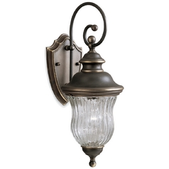 Kichler Lighting Kichler 19-1/2-Inch Outdoor Wall Light 9412OZ