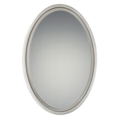 Quoizel Reflections Oval 20.5-Inch Mirror