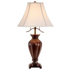 Design Classics Lighting Beacon Hill Table Lamp with Lamp Shade DCL M6494-20 KIT W/SH7128