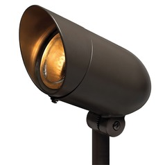 Modern Flood / Spot Light in Bronze Finish