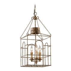 Troy Lighting Pendant Light in Coastal Rust Finish F3503