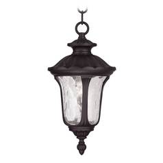 Livex Lighting Oxford Bronze Outdoor Hanging Light